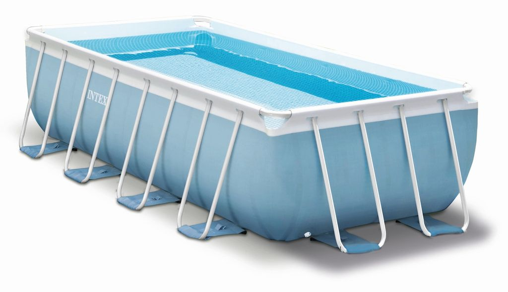 Bazén Tahiti 2,00 x 4,00 x 1,00 m + filtrácia a schodíky