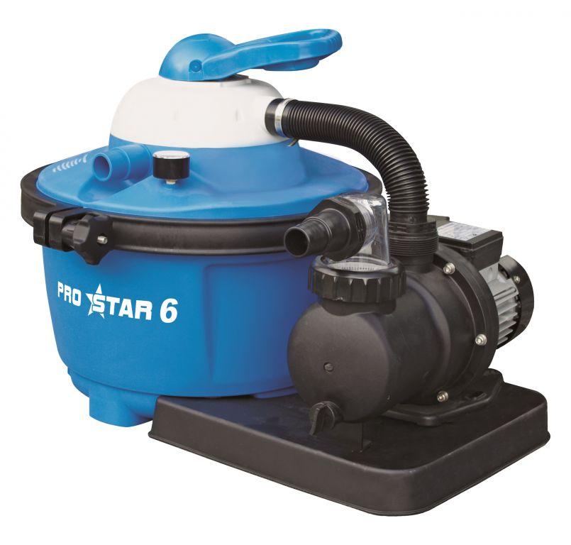 Filtrácia piesková ProStar 6 - 6,6 m3/h