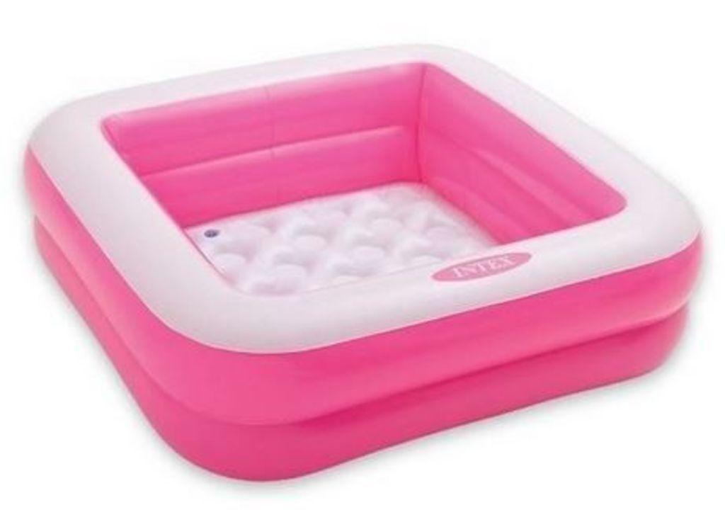 Nafukovací bazén - štvorec