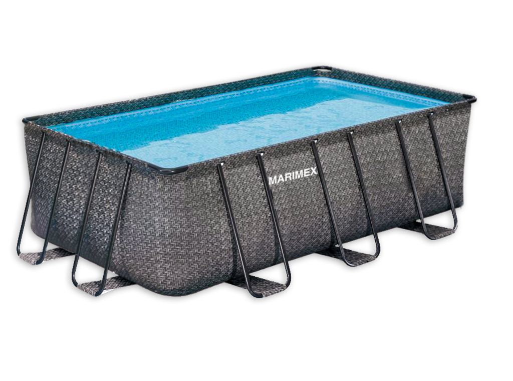 Bazén Florida Ratan 2,1 x 4,0 x 1,2 m, bez príslušenstva