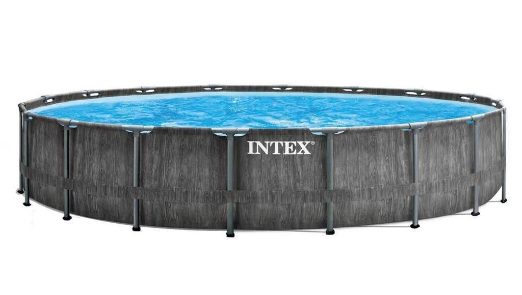 Bazén Florida Premium Greywood, filtrácia a príslušenstvo