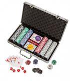 Poker set s číslami ALU 300 - design Ultimate