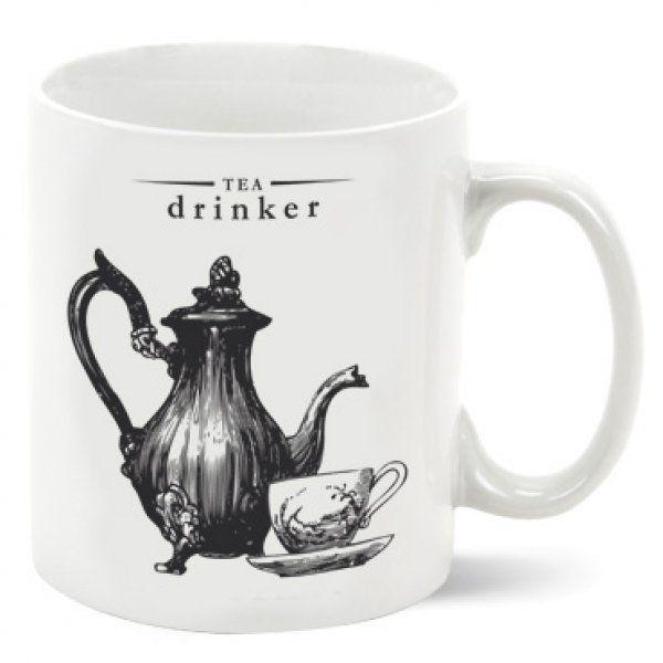 Hrnek pro milovníky čaje