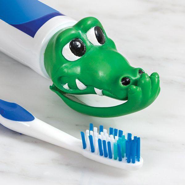 Zvířátka na pastu - krokodýl