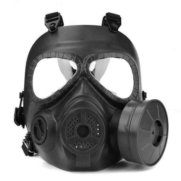 Vojnová plynová maska