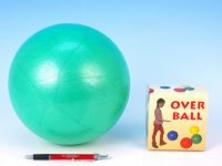 Míč Overball rehabilitační 26cm v krabici