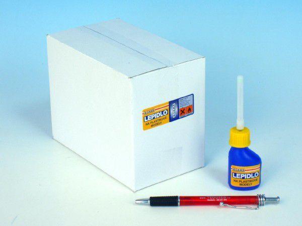 Lepidlo Draco s aplikátorem 18ml 20ks v krabičce 4x12x3cm