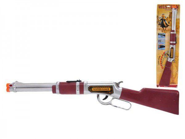 Pistole/Puška 62cm na baterie se zvukem na kartě