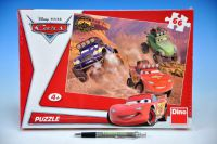 Puzzle Cars 32,3x22cm 66 dílků v krabici 33x23x3,5cm