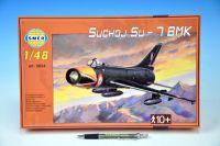 Model Suchoj SU - 7 BMK v krabici 35x22x5cm