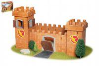 Stavebnice Teifoc Rytířský hrad 460ks v krabici 44x33x11cm