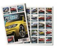 Pexeso Auta společenská hra 32 obrázkových dvojic