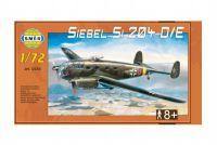 Model Siebel Si 204 D/E 1:72 29,5x16,6cm v krabici 34x19x5,5cm