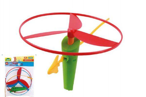 Vystřelovací vrtulky 20cm+startér plast v sáčku 3+