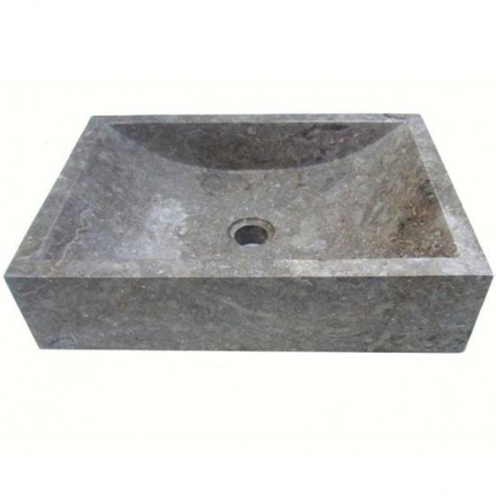 Umývadlo z prírodného kameňa Ornatus 308 Grey