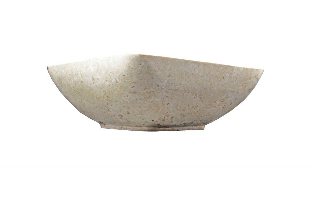 Kamenné umývadlo Invida Cream