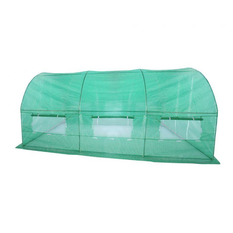 Fóliovník 300 cm x 450 cm (13,5 m²) zelený