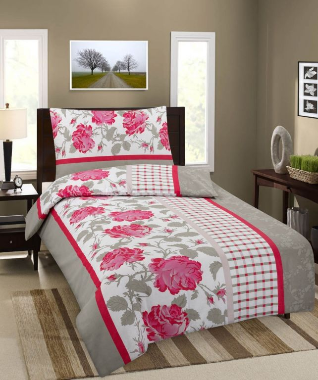 Bavlnené obliečky Premium Rose