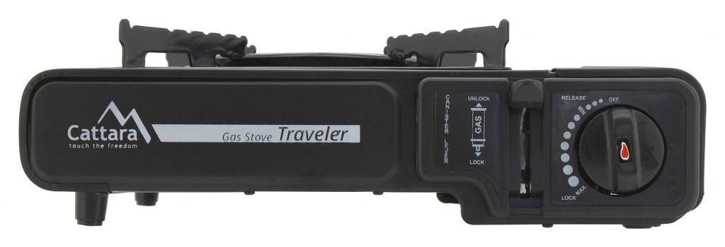 Plynový varič Traveler