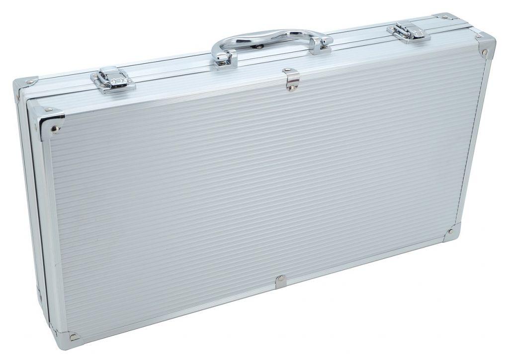 Grilovacie náradie sada 18 ks ALU kufrík