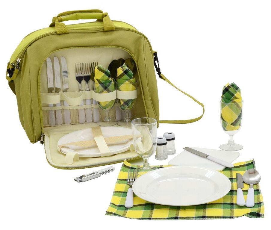 Pikniková taška pre 4 osoby