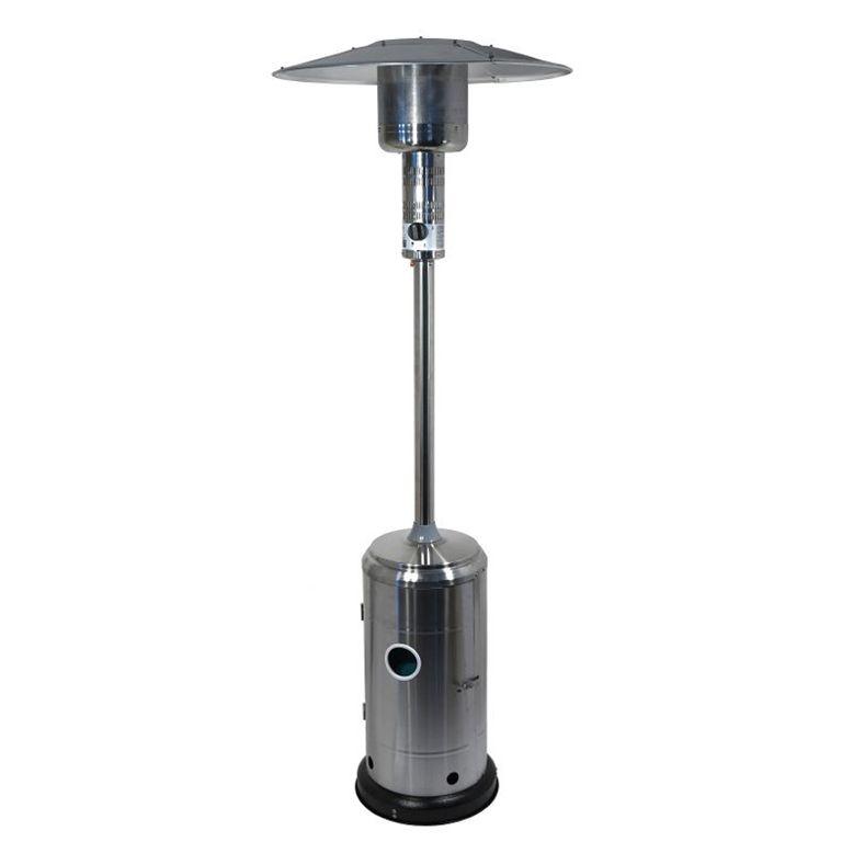 Plynový žiarič SILVER s regulátorom