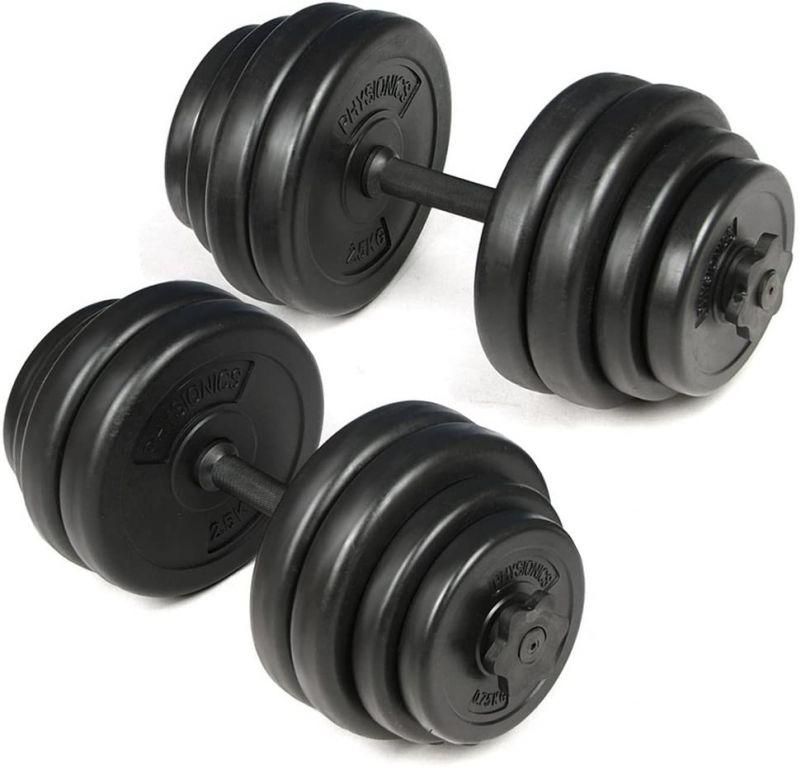 PHYSIONICS Sada činiek 30 kg (2 x 15 kg)