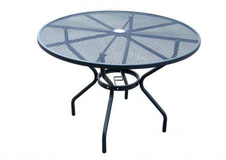 Záhradný kovový stôl ZWMT-51
