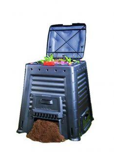 Plastový kompostér MEGA bez podstavca - 650L