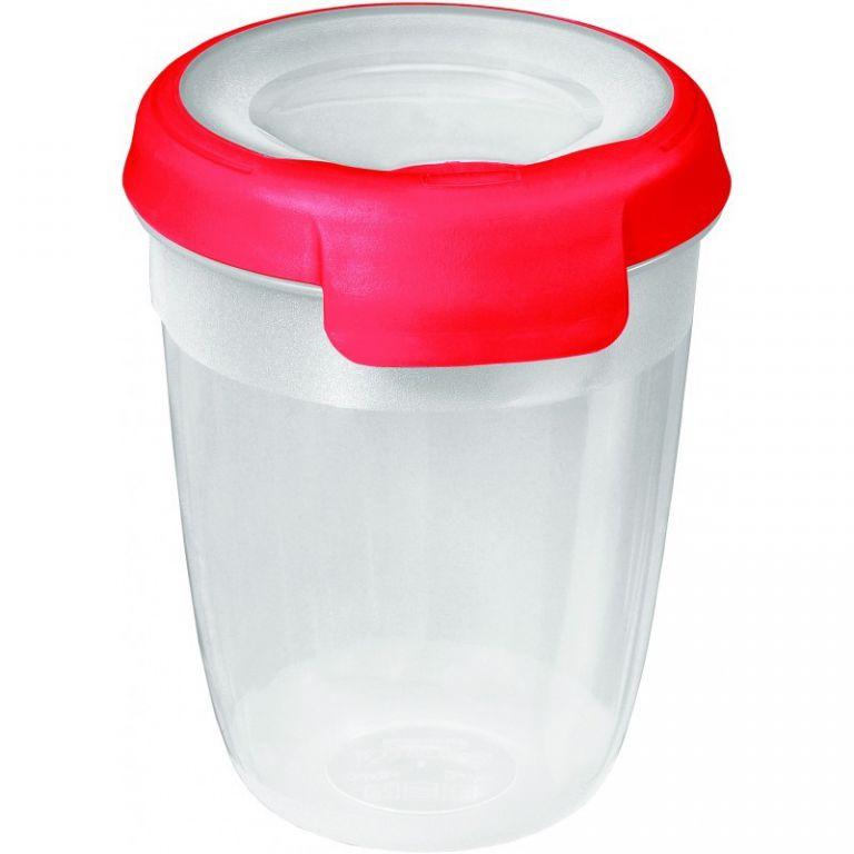 Plastová dóza GRAND CHEF 0,55 l - červená CURVER