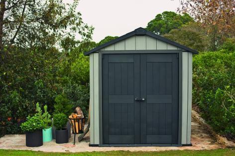 Záhradný domček OAKLAND 242 x 229 x 223 cm