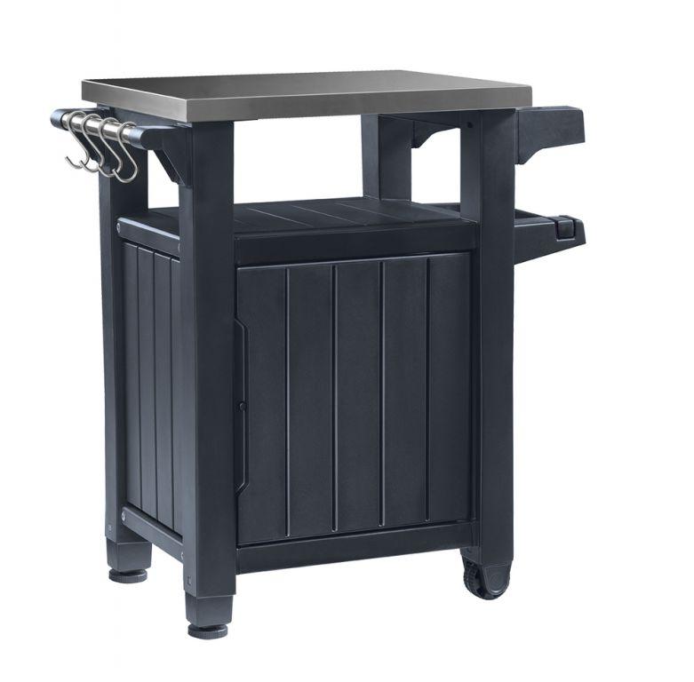 Viacúčelový stôl UNITY 90 x 70 x 54 cm