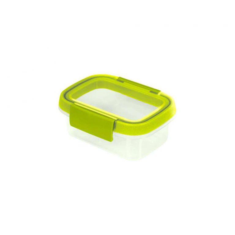 Plastová dóza SMART FRESH 0,2 l - zelené veko