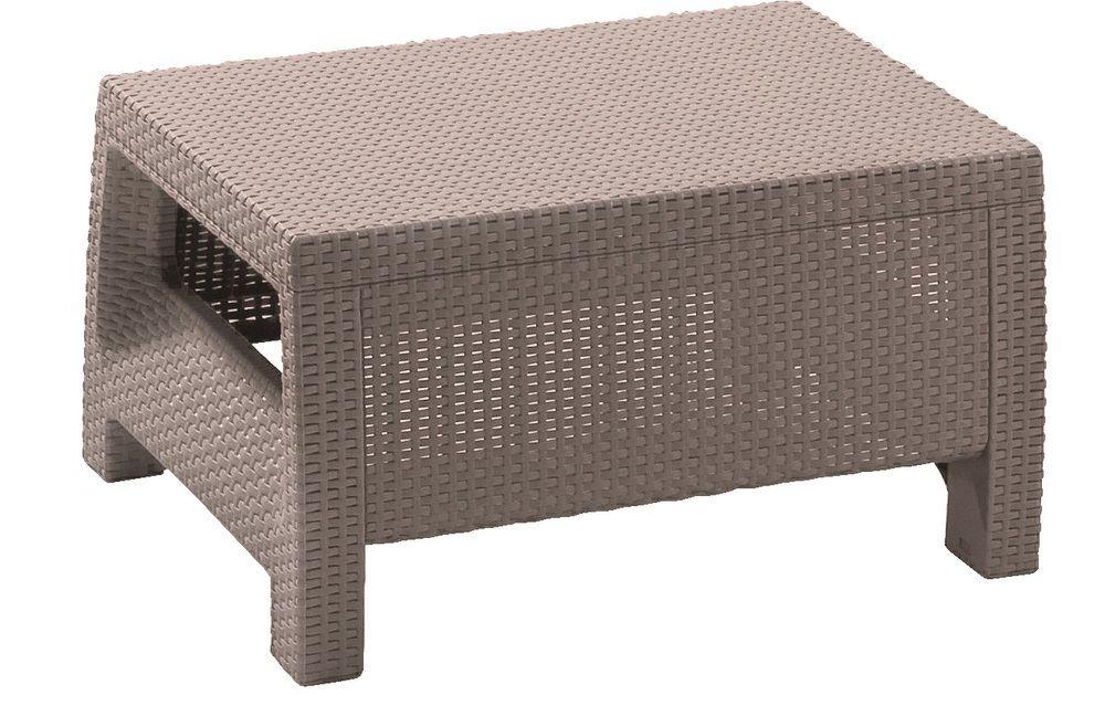 Záhradný stôl CORFU - cappucino