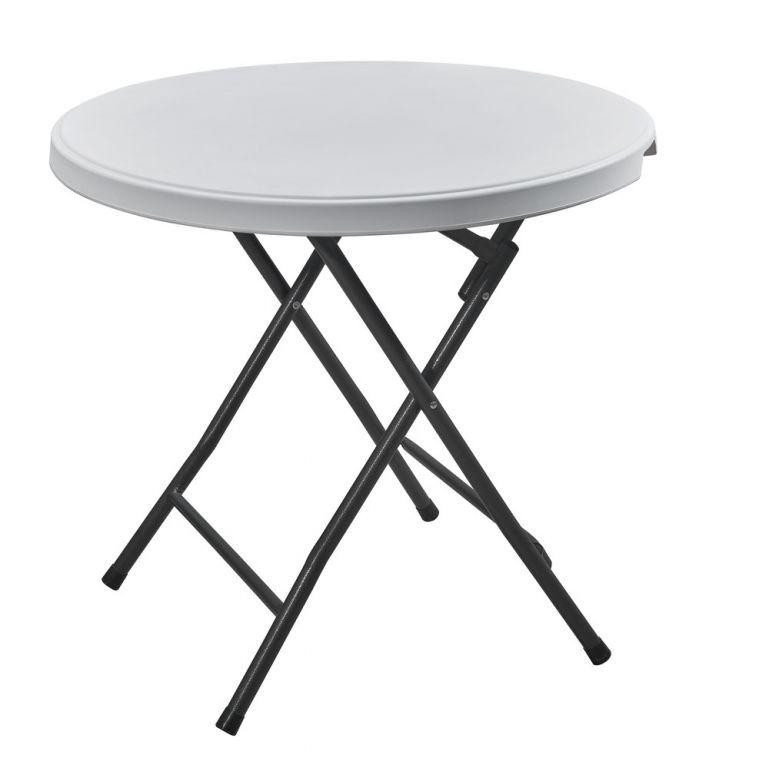 Stôl Catering skladací - 74 x 80 x 80 cm