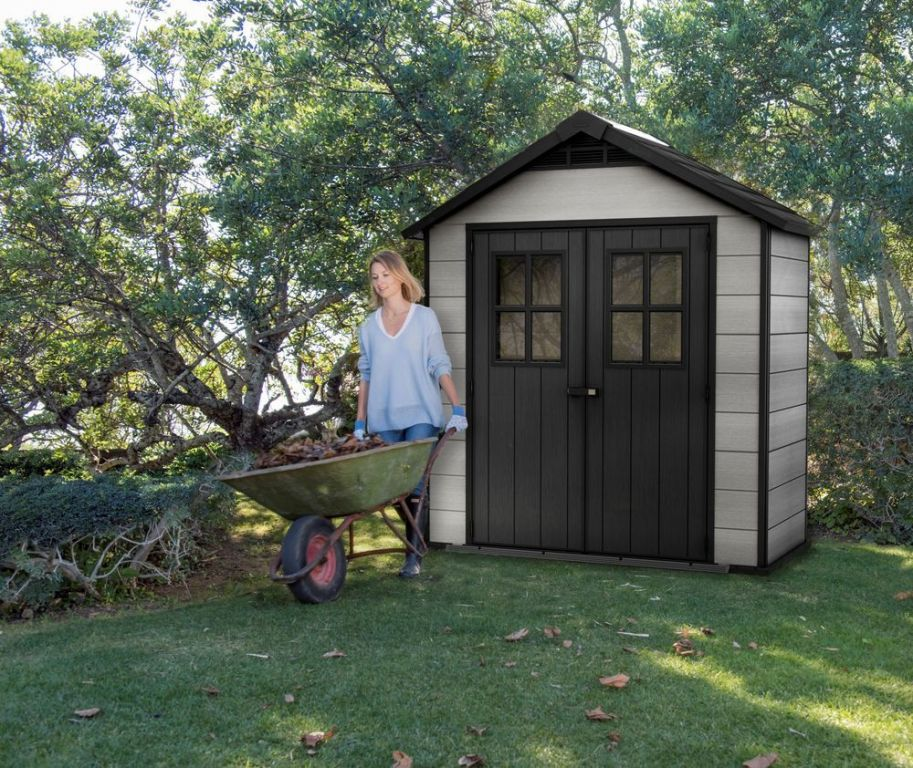Záhradný domček Oakland - 253 x 210 x 125 cm